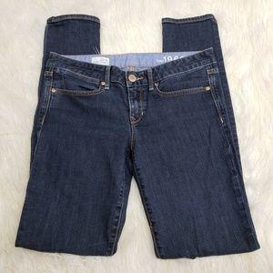 GAP 1969 Size 6 Always Skinny Jeans